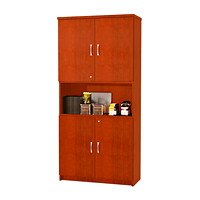 Star Quality Zeta Series Bookcase/Storage Cabinet