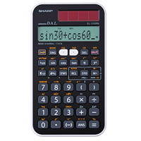 Calculatrice scientifique 160 fonctions Sharp