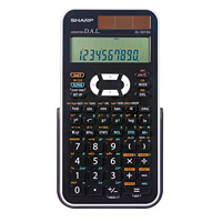Calculatrice scientifique 272 fonctions Sharp