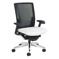 G20 High-Back Mesh-Back Synchronized Tilter Chair