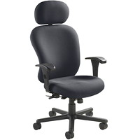 Nightingale High-Back Intensive Task 24-Hour Chair