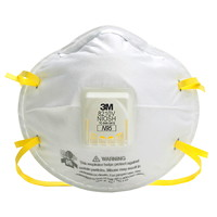 3M Disposable N95 Particulate Respirators