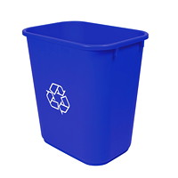 Storex Recycling Basket
