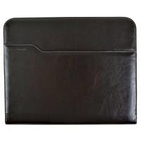 Bugatti Smooth Synthetic Leather Writing Case