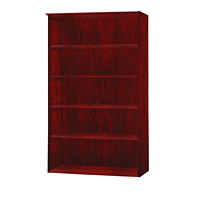 Mayline Medina 5-Shelf Bookcase