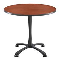 Table ronde de 36po Cha-Cha Safco, cerise