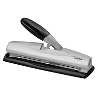 Swingline LightTouch Desktop Hole Punch