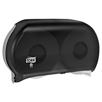 Tork Basic Jumbo Twin Bath Tissue Dispenser