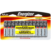 Energizer Max AA Battery Bulk Pack