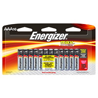 Energizer Max AAA Battery Bulk Pack