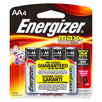Energizer Max Battery