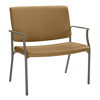 Global Frolick Rectangular Back Armchair