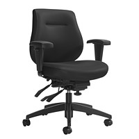 Global Gala Low-Back Multi-Tilter Chair