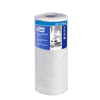 Tork 2-Ply Universal Perforated Hand Paper Towels, White, 210 Sheets/RL, 12/CS