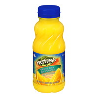 Everfresh Orange Juice, 300 ml Bottle, 24/CS