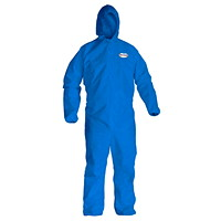 Kimberly-Clark KleenGuard A20 Breathable Particle Protection Hooded Coveralls