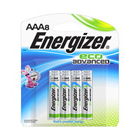 Energizer Eco Advanced Alkaline Batteries