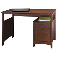 Bush Buena Vista Single Pedestal Desk