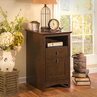 Bush Buena Vista 2-Drawer Pedestal