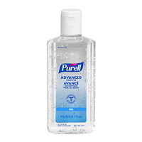 Purell Advanced Gel Hand Sanitizer, 70% Alcohol Content, 118 mL