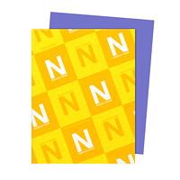 Papier Astrobrights Neenah, violet planétaire, format lettre, certifié FSC et Green Seal, 24lb, rame