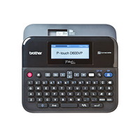 Brother PTD600 P-Touch Connectable Label Maker with Colour Display