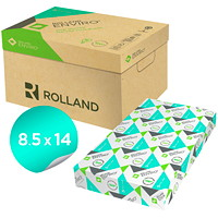 Rolland Enviro Copy Paper, White, Legal Size, Ream