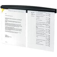 Barre pince-notes Partition Additions Fellowes