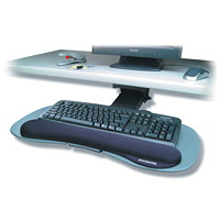 Kensington Expandable Articulating Keyboard Platform with SmartFit System