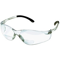 Dentec Sentinel Bifocal +1.5 Safety Glasses, With Clear Lens