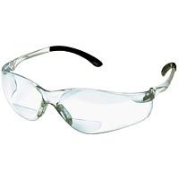 Lunettes de sécurité bifocaux +2,5 Sentinel Dentec, avec verres incolores