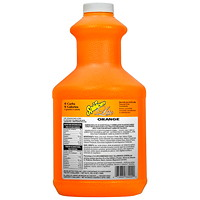 Sqwincher Liquid Concentrate Rehydration Drink, Lite, Orange Flavour