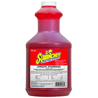 Sqwincher Liquid Concentrate Rehydration Drink, Regular, Fruit Punch Flavour