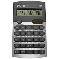 Victor 10-Digit Portable Metric Conversion Calculator