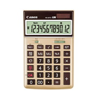 Canon Eco-Friendly 12-Digit Semi-Desktop Calculator