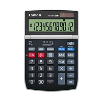 Canon TS-120TS Portable 12-Digit Calculator
