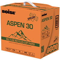 Boise Aspen 30 Splox Paper Delivery System