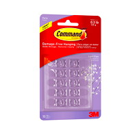 Command Party Light Clips