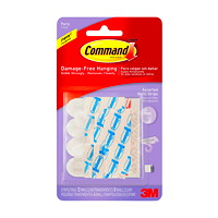 Command Party Assorted Refill Strips