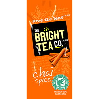 Flavia The Bright Tea Co. Single-Serve Chair Spice Tea Freshpacks