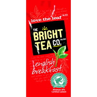 Flavia The Bright Tea Co. Single-Serve English Breakfast Tea Freshpacks