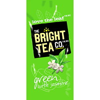 Flavia The Bright Tea Co. Single-Serve Green Tea With Jasmine Freshpacks