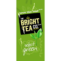 Flavia The Bright Tea Co. Single-Serve Select Green Tea Freshpacks