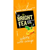 Flavia The Bright Tea Co. Single-Serve White Tea With Orange Freshpacks