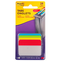Onglets biseautés robustes de 2 po pour chemises suspendues Post-it