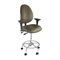 healtHcentric Laboratory Stool