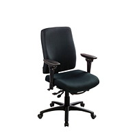 ergoCentric uCentric Ergonomic Mid-Back Multi-Tilt Chair