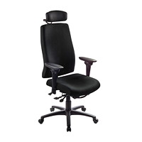 ergoCentric uCentric High-Back Multi-Tilter Ergonomic Chair