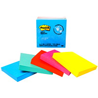 Post-it Notes in Jaipur Colour Collection