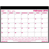 Brownline Monthly Desk Pad